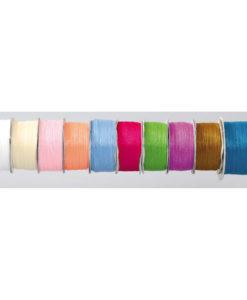 Κορδέλα Οργάντζα 3mm x 100m (Σε 11 χρώματα)