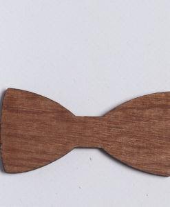 παπιγιόν ξύλινο