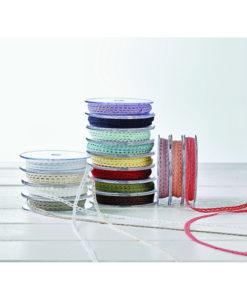 Δαντέλα Βαμβακερή (15 διαφορετικά χρώματα) 7mm