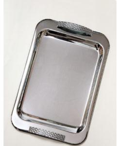 Δίσκος Γάμου INOX με Ψηφιδωτό Χερούλι