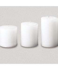 Κερί Γάμου Κύλινδρος (10cm διάμετρος)