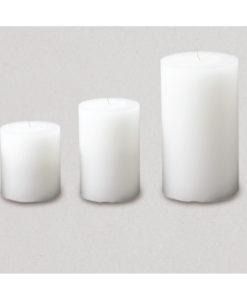 Κερί Γάμου Κύλινδρος (12cm διάμετρος)
