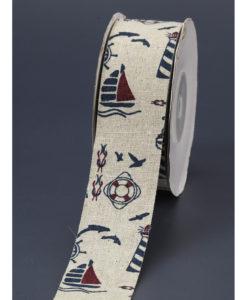Κορδέλα με καράβι
