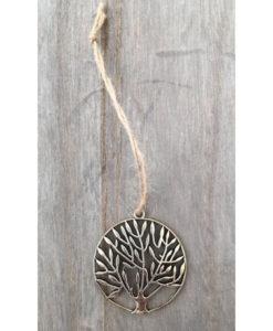 Μεταλλικό Δέντρο Ζωής με Σπάγγο