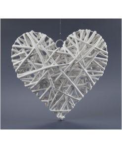 Καρδιά Μπαμπού 30cm