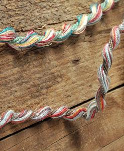 Κορδόνι Boho (Σε 3 χρώματα) 9mm x 10m