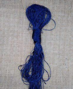 κλωστή φλος μπλε σκούρο