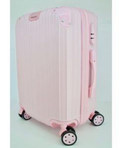βαλίτσα βάπτισης ροζ