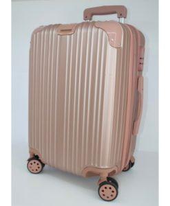 βαλίτσα trolley old pink