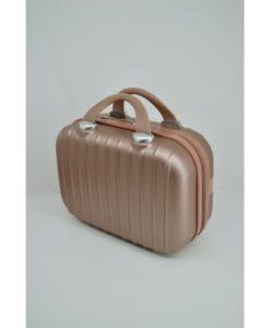 νεσεσέρ βαλίτσας trolley old pink