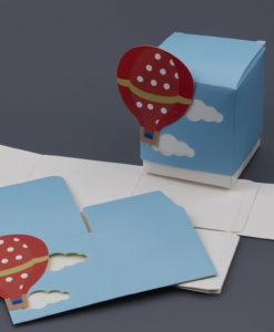 κουτάκι αερόστατο