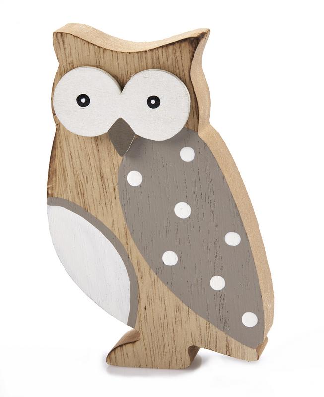 fa0a6ea9fcbe ξύλινη κουκουβάγια E-g - Creations