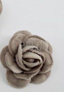 Λουλούδι Βελούδινο Καφέ Μικρό