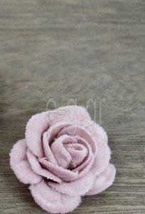 Λουλούδι Βελούδινο Ροζ Μικρό