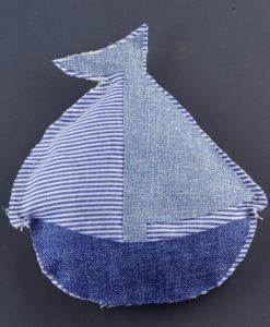 Μαξιλαράκι Καράβι