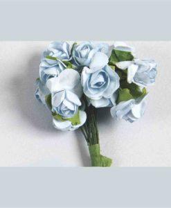 Λουλούδια Χάρτινο Σιέλ
