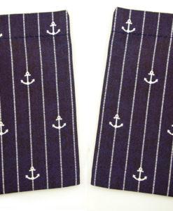 πουγκί ναυτικό με άγκυρες
