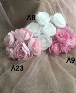 λουλούδια ροζ λευκό ροζ αντικέ