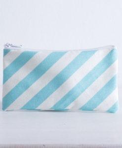 πορτοφόλι με ρίγες