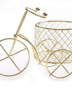 μεταλλικό ποδήλατο