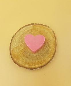 σαπούνι καρδία μίνι ροζ