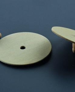 σβούρα ξύλινη 8cm