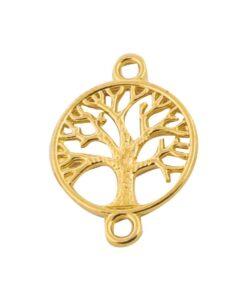 δέντρο ζωής μεταλλικό δύο υποδοχών